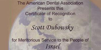 2011 ADA Service Award