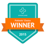 Dr. Dubowsky earns Opencare Best Dentist award