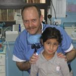 Dr. Dubowsky Volunteers at DVI dental clinic