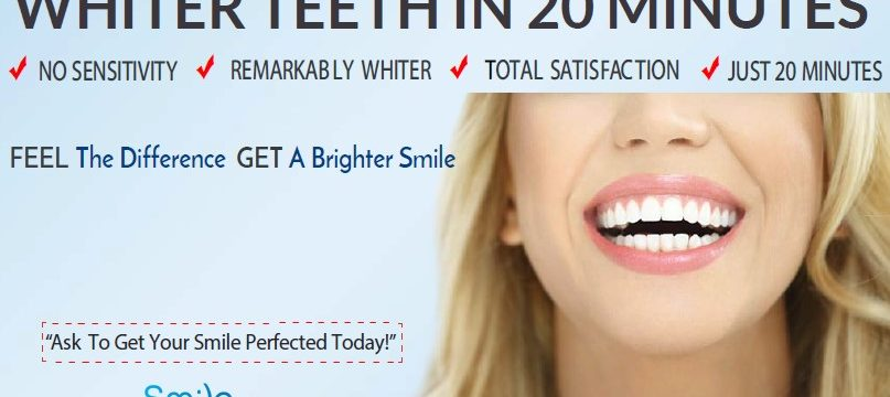 Sm;)e Perfected  In Office Whitening for $99.00 coming to our  Bayonne office!!